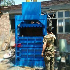 120吨不锈钢/铝合金打包机 易拉罐液压打包机