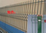 防撬防盜不鏽鋼隔離網/桃型柱隔離網