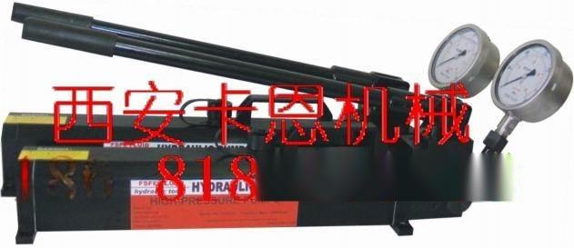 進口超高壓手動泵 手動超高壓泵