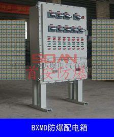 青岛首安防爆配电箱,青岛防爆动力配电箱
