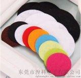 彩色植絨布 衝型3M背膠毛氈布膠墊 3M不織布無紡布膠墊片