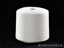 德州莱悦纺织 生产供应兰精天丝A100/LF/G100 天丝纱 精梳质量可靠,配带吊牌