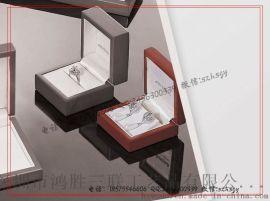 戒指木盒   戒指包装盒生产厂家