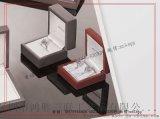 戒指木盒 高檔戒指包裝盒生產廠家