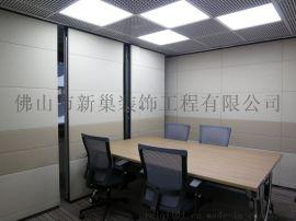 柳州培训室活动隔墙定制