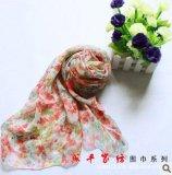 春秋新款圍巾 巴里紗圍巾 雪紡圍巾 大尺寸110*170cm