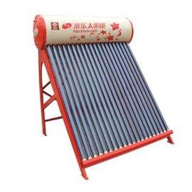 山东桑乐太阳能热水工程华冠系列热水器
