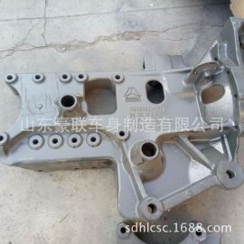 重汽T7H驾驶室大梁头总成 重汽T7H驾驶室配件厂家直销厂家价格图
