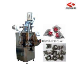 3角袋袋泡茶包装机专业生产配品茶、养生茶、花草茶三角包