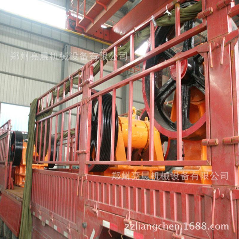 矿山用颚式破碎机 大型矿场矿石石料粉碎机 现货 砂石生产线设备