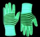 荧光手套 glow gloves夜光手套 发光手套( DX - 2005)