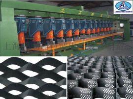 鸿劲HJM-14型6米土工格室生产线