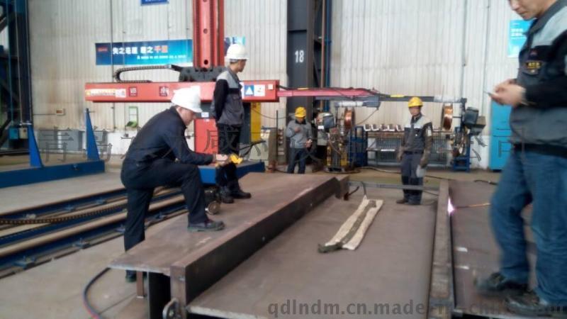 山东青岛水木钢板加热设备
