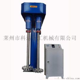 强力高速分散机/油漆涂料搅拌机/多功能液压分散机