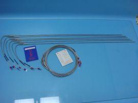 钢化炉高温铠装热电偶