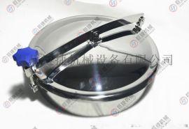 不锈钢人孔DN150-600 常压快开人孔