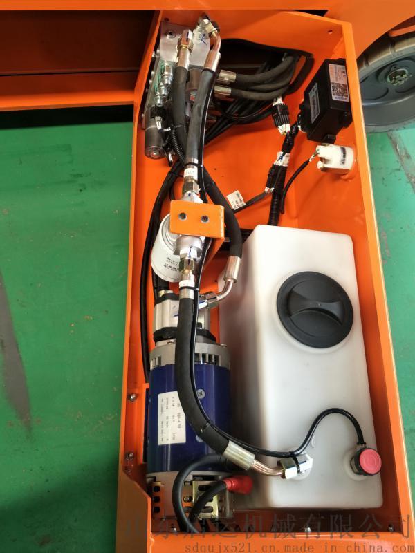 咸阳市贵港市直销智能自行式高空作业平台大吨位举升机
