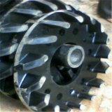 厂家供应 聚氨酯叶轮 加工聚氨酯制品 品质优