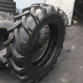 1004拖拉机后轮胎 16.9-38农用车人字轮胎
