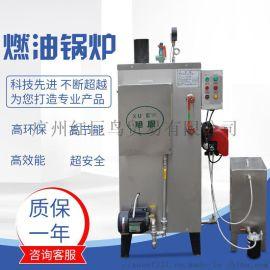 40KG蒸汽发生器全自动食品烘干蒸汽燃油锅炉