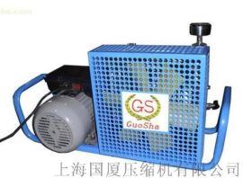400公斤压力空压机__呼吸空气压缩机