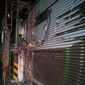 电动卷闸门维修 24小时上门维修卷闸门