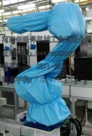 可脱卸易安装机器人防护套