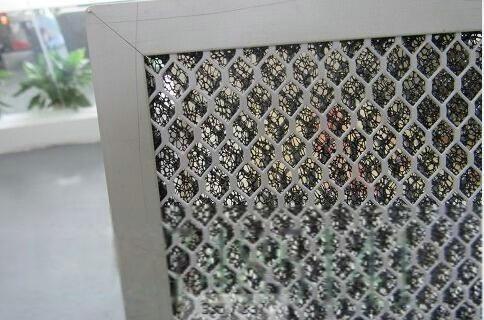 厂家直销机箱机柜铝框防尘网