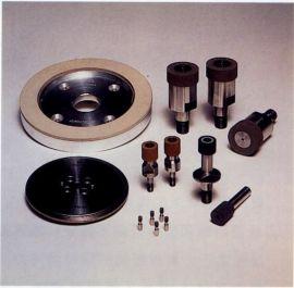 变速箱齿轮内孔磨用陶瓷CBN小砂轮