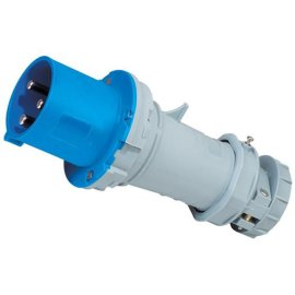 启星/QX1227 3芯工业防水插头