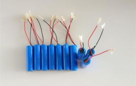 18650 3.7v 2200mAh k歌神麦Q7电池蓝牙音响电池取暖器电池