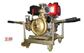 50CWY-27船用应急消防泵,CCS船用消防泵,柴油机消防泵,手抬式消防泵