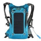深圳厂家双肩包 太阳能背包旅行包骑行水袋背包