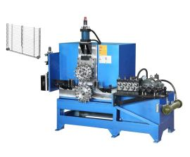 东莞直销 全自动液压金属丝波浪线成型机 品质