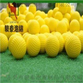 实力厂家儿童运动玩具球 pu发泡海绵弹力玩具球 PU彩色足球