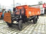四轮车拖拉機