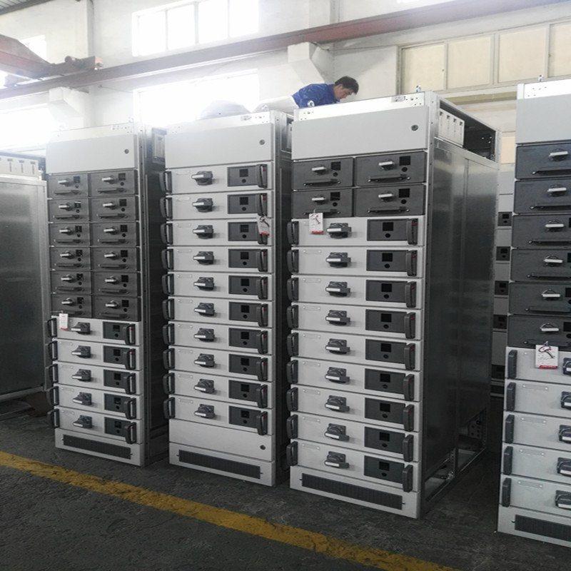 柜体定制GCS型低压抽出式开关柜 低压成套柜体GCS进出线柜