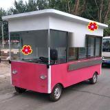 江西天縱TZCC金屬保溫電動燒烤小吃車廠家直銷