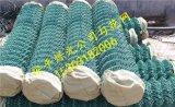 绿色勾花网 绿化勾花网 包塑勾花网 护坡铁丝网