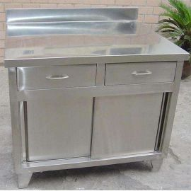 西安工廠批發不鏽鋼雙開門櫃子直銷