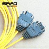 三菱H-PCF光纖線 DL-72ME光纖接頭 住友CS-DL72光纖連接器200/230