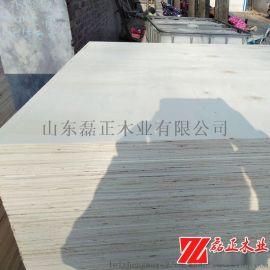 楊木包裝板定制尺寸包裝板木箱包裝板廠山東磊正木業