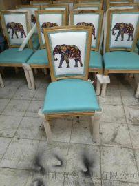 铁艺餐椅,个性化铁艺餐椅广州双邻厂家供应
