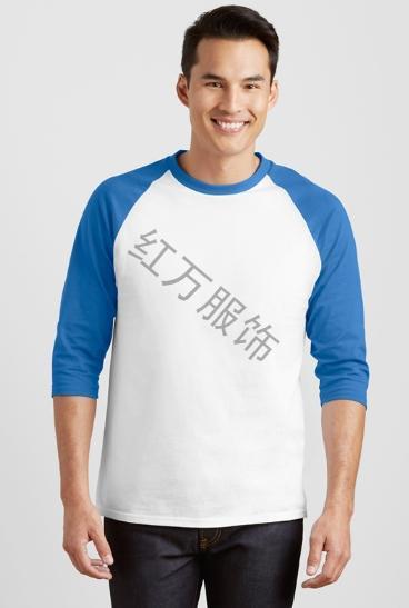 上海红万纯  女短袖POLO衫文化衫热卖工作服定制
