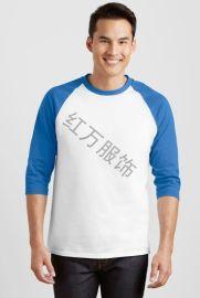 夏純色大王男女通用雙色短袖POLO衫翻領文化衫熱賣促銷工作服定制