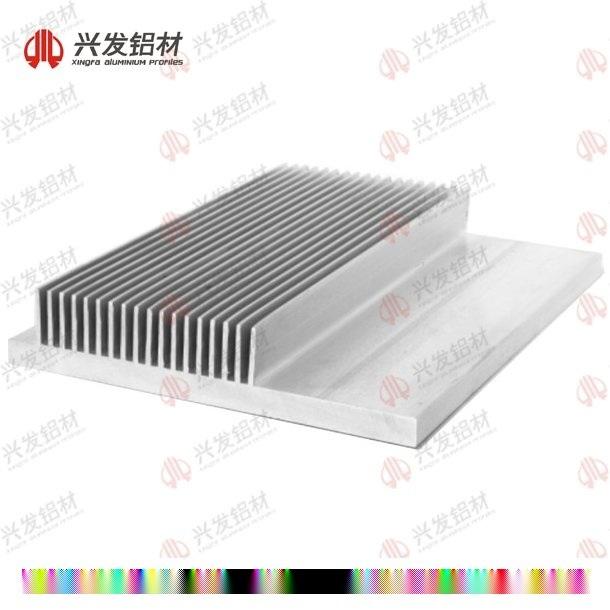 擠壓鋁型材散熱器|電子散熱器型材