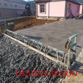 混凝土摊铺机 平整机 水泥路面震动整平机 振动梁