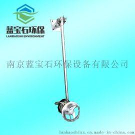 QJB0.37/6-220/3-980S潜水搅拌机不锈钢定制S316