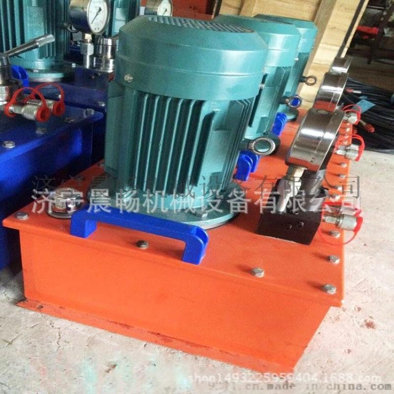 钢筋冷挤压机 桥梁32型钢筋套筒冷挤压机连接设备