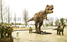 供应1-18米仿真恐龙